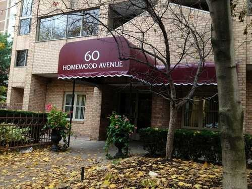 60 Homewood Ave  ,   , Toronto,  Comm Element Condo,  for sale, , HomeLife/ROMANO Realty Ltd., Brokerage*